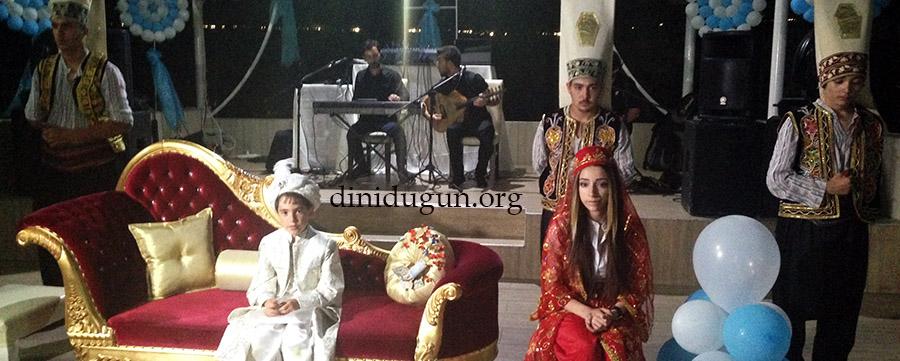 islami sünnet düğünleri
