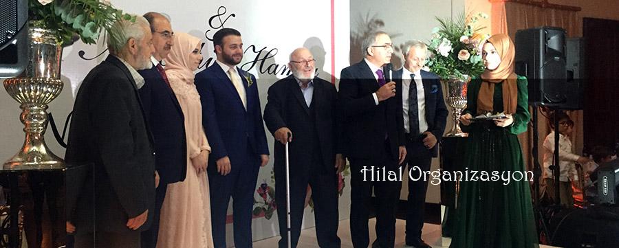 islami nişan töreni