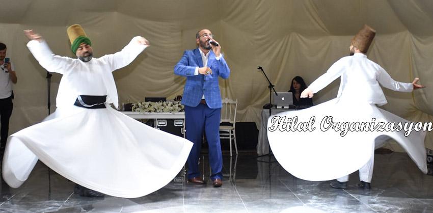 dini düğün organizasyonu semazen kiralama