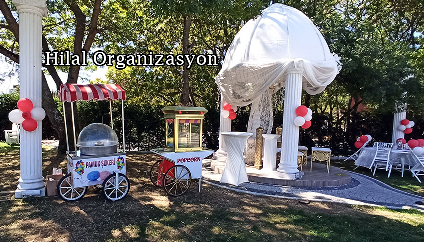 pamuk şeker kiralama sünnet düğünü