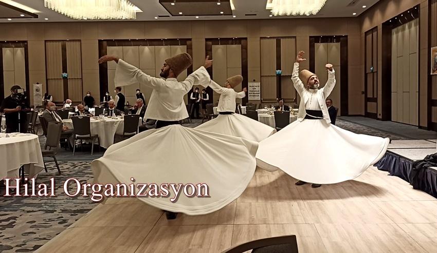 islami düğün merasimi semazenler